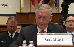Bộ Quốc phòng Mỹ đề xuất Quốc hội tăng mạnh ngân sách quốc phòng