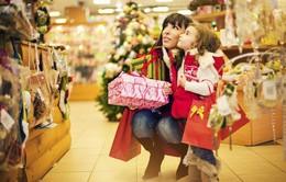 Ngành bán lẻ nhiều quốc gia bội thu dịp Giáng sinh