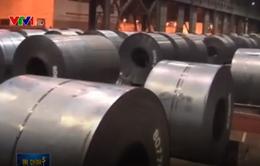 Cổ phiếu ngành thép của Mỹ tăng mạnh