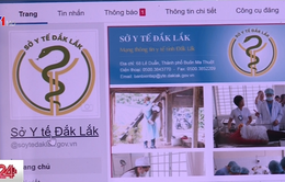 Ngành y tế kết nối với người dân qua mạng xã hội