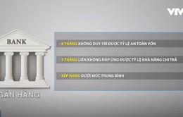 Lần đầu tiên áp dụng biện pháp can thiệp sớm với các ngân hàng yếu kém