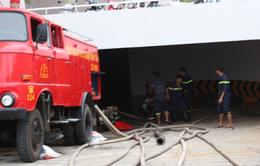 Yêu cầu chủ đầu tư trang bị máy bơm chống ngập hầm chung cư ở TP.HCM