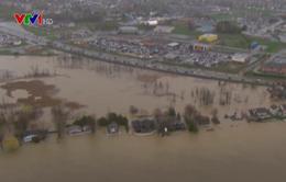 Hơn 1.500 người sơ tán vì ngập lụt nghiêm trọng ở Canada