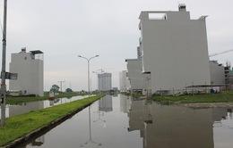 Xử lý tình trạng ngập nước tại Yên Nghĩa, Hà Đông
