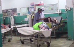Nguy cơ ô nhiễm vì bệnh viện liên tiếp bị ngập sau mưa