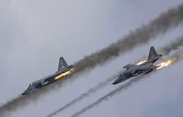Nga, Thổ Nhĩ Kỳ thực hiện cuộc không kích chung đầu tiên chống IS tại Syria