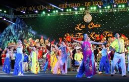 Khai mạc ngày hội văn hóa thể thao và du lịch