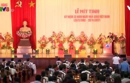 Nhiều hoạt động kỷ niệm 35 năm ngày Nhà giáo Việt Nam