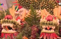 Nhộn nhịp ngày hội du lịch vườn trái cây Tân Lộc
