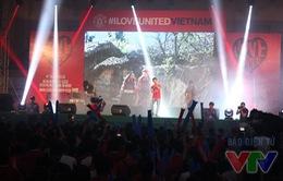 Sự kiện ILOVEUNITED của Man Utd cập bến Việt Nam vào ngày 4/3