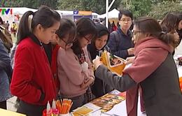 Hơn 3.000 sinh viên tham gia ngày hội việc làm tại Hà Nội