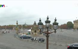 Ngày không xe ô tô tại Paris, Pháp