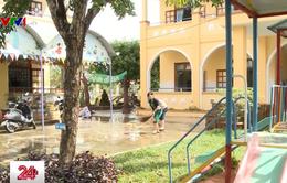 Khắc phục bão lũ, Quảng Nam không tổ chức kỷ niệm Ngày Nhà giáo Việt Nam