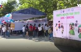 TT-Huế: Hơn 1.000 học sinh tham gia Ngày hội sức khỏe vì tuổi trẻ