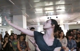 """""""Không chỉ là kí ức"""" - cuộc hội ngộ của nghệ sĩ múa đương đại Pháp - Việt"""
