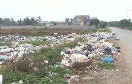Một tuần sau Tết, Nghệ An vẫn tràn ngập rác thải