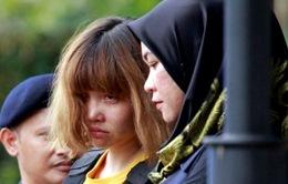 Đoàn Thị Hương sẽ ra hầu Tòa Thượng thẩm Malaysia vào ngày 16/6
