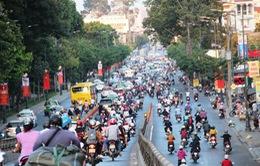 Người dân trở lại TP.HCM sau kỳ nghỉ lễ