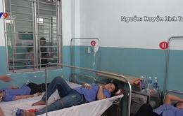 Hơn 60 công nhân nhập viện tại Hóc Môn (TP.HCM): Có thể do ngộ độc khí