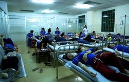 Vụ công nhân ở Bình Dương nhập viện sau bữa trưa: Xử phạt doanh nghiệp cung cấp thức ăn