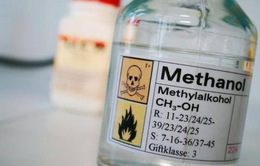 Ngộ độc Methanol gây tử vong cao