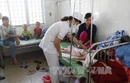32 trẻ em nhập viện nghi do ngộ độc thực phẩm