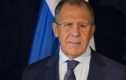 Ngoại trưởng Nga thăm Ai Cập