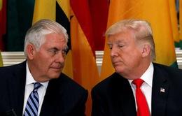 Nhà Trắng bác tin đồn định thay Ngoại trưởng Mỹ