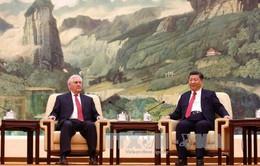 Ngoại trưởng Mỹ kết thúc công du Đông Bắc Á