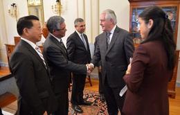 Mỹ coi trọng quan hệ đối tác chiến lược với ASEAN