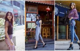 Quán quân Vietnam's Next Top Model Ngọc Châu phối đồ quyến rũ cho ngày Valentine