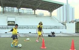 Cựu tuyển thủ Ngọc Châm và ước mơ phát triển bóng đá cộng đồng
