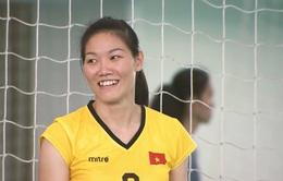 Nguyễn Thị Ngọc Hoa - Trọn đời với sự nghiệp bóng chuyền