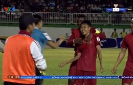 Vòng 2 V.League 2017, Hoàng Anh Gia Lai 1-2 Hải Phòng: Ngược dòng ấn tượng