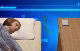 Phương pháp mới theo dõi rối loạn giấc ngủ