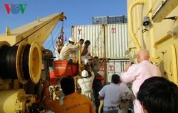 Ngư dân Việt Nam gặp nạn được cứu trên vùng biển Thái Lan