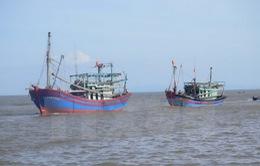 Kiên quyết với ngư dân vi phạm vùng biển nước ngoài