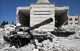 Thỏa thuận ngừng bắn ở Tây Nam Syria có hiệu lực