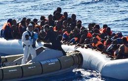 Số người vượt biển sang châu Âu giảm