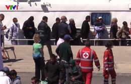 Hơn 200 người di cư nghi thiệt mạng trên biển Địa Trung Hải