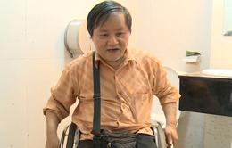 Người khuyết tật chưa tiếp cận được các công trình công cộng