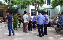 Nghệ An: Bảo vệ bệnh viện bị người nhà bệnh nhân đâm trọng thương