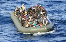 EU đưa ra biện pháp hạn chế người di cư từ Libya