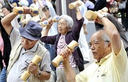 Dân số Nhật Bản giảm 40 triệu người trong 40 năm