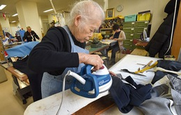 75 tuổi mới được coi là người già ở Nhật Bản