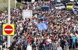 Kế hoạch tái định cư người tị nạn trong EU khó khả thi