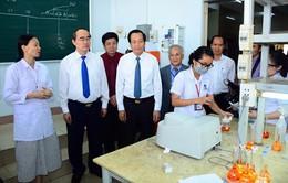 Đồng chí Nguyễn Thiện Nhân khuyến khích ĐH Nguyễn Tất Thành mạnh dạn hội nhập