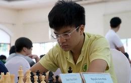 Cờ vua: Anh Khôi vô địch giải Các đấu thủ mạnh toàn quốc