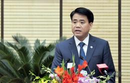 """Chủ tịch Nguyễn Đức Chung yêu cầu công an điều tra vụ Chánh Thanh tra bị tố """"bảo kê"""" xe tải"""