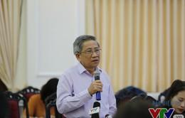 GS.TS Nguyễn Minh Thuyết lý giải về những điểm mới của sách giáo khoa